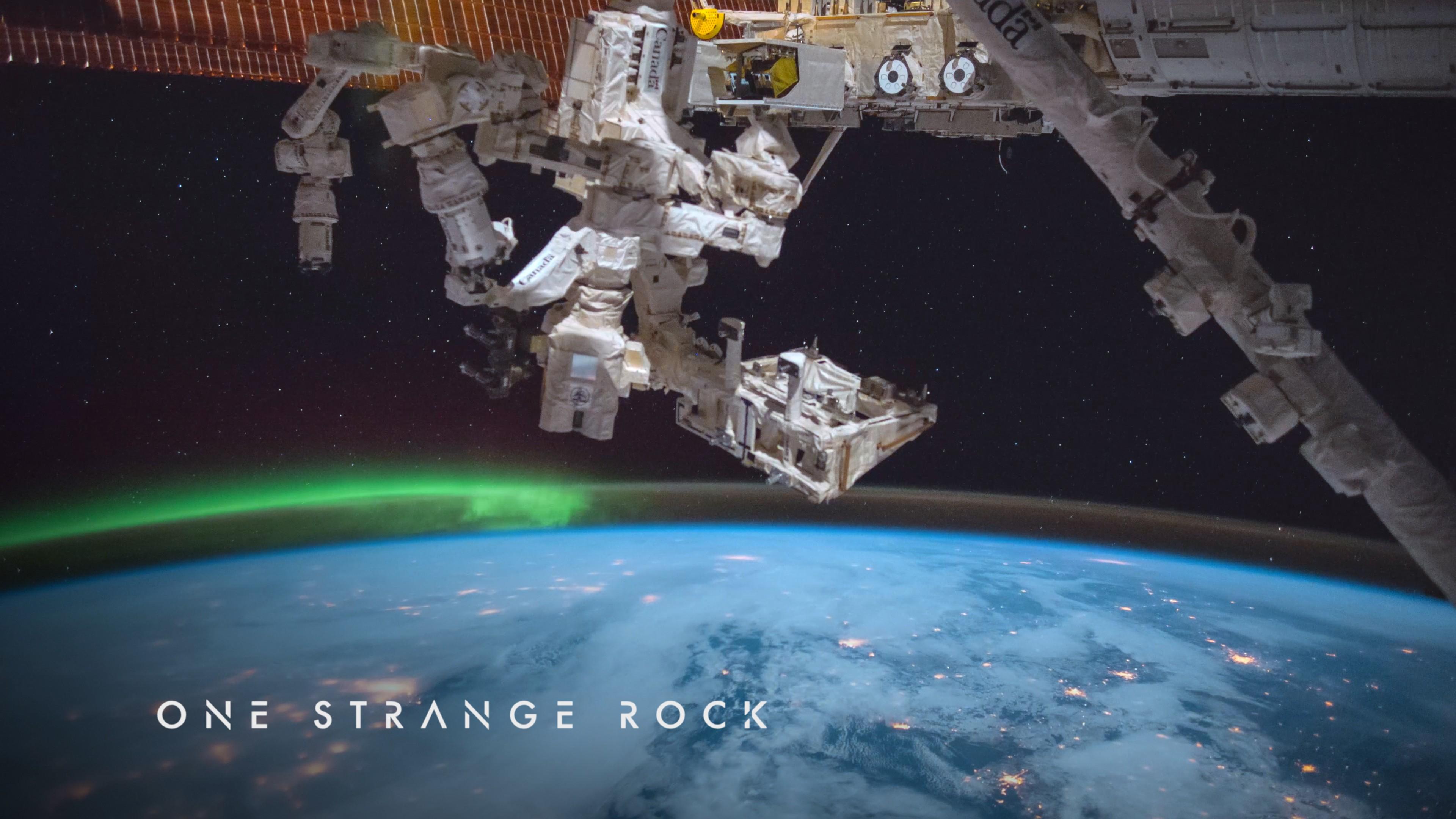 One Strange Rock (Foto: Divulgação)