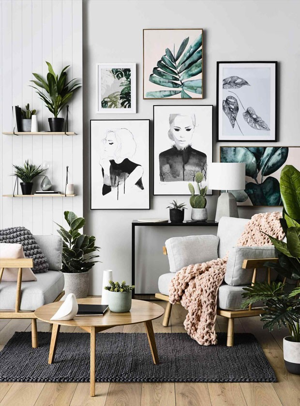 flower decor ideas for bed living room wall art items design fabulous flower decor ideas for modern collection large ideas living room (Foto: Reprodução/Divulgação)