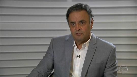 Dono de construtora diz à PF que transferiu R$ 35 milhões para Aécio por meio de empresa de amigo do senador tucano