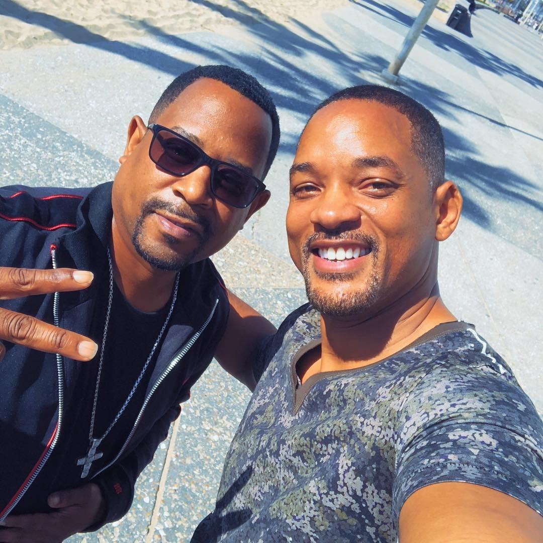"""""""Bad Boys 3"""": Will Smith e Martin Lawrence confirmam novo filme (Foto: reprodução/ Instagram)"""