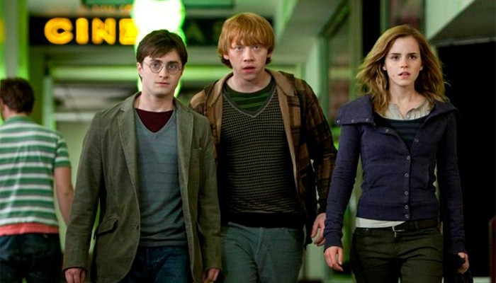 Cena de Harry Potter e as Relíquias da Morte: Parte 1 (Foto: Reprodução/Facebook/HarryPotter)