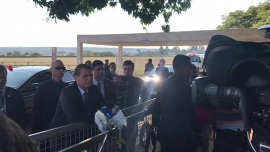 Bolsonaro diz que governo pretende considerar oficialmente o Hezbollah como grupo terrorista