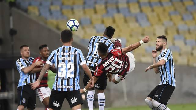 Uribe Flamengo x Grêmio Maracanã