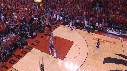 Top 5: Confira as melhores jogadas do jogo 5 da final da NBA