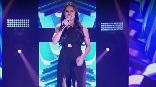 Confira como foi a estreia de Samara Souto no 'The Voice Brasil'
