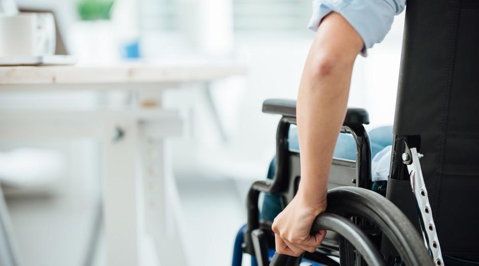 Cadeira de Rodas; acessibilidade (Foto: Flickr)