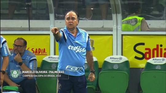 """Marcelo Oliveira diz não se preocupar com elogios: """"Depende de boa ou má vontade"""""""