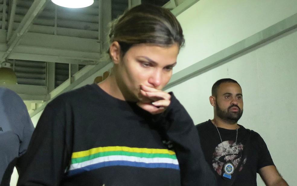 Ela estava foragida da Justiça após ser condenada por por tráfico, associação para o tráfico e corrupção. (Foto: Vladimir Platonow / Agência Brasil )