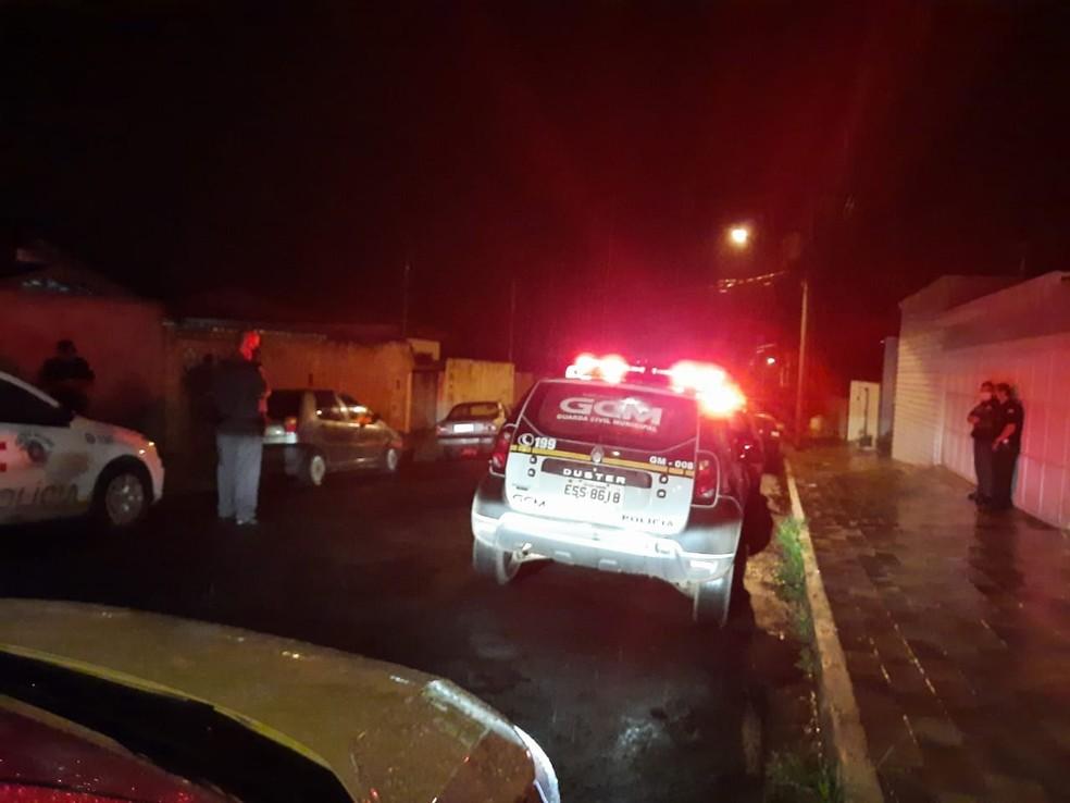 Estabelecimentos foram lacrados durante fiscalização em São Manuel — Foto: Prefeitura de São Manuel/Divulgação
