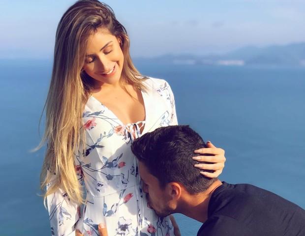 Babi Muniz e Marcinho (Foto: Reprodução/Instagram)