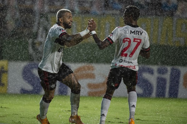 Gabigol exalta atuação coletiva do Flamengo contra o Goiás: Vitória convincente
