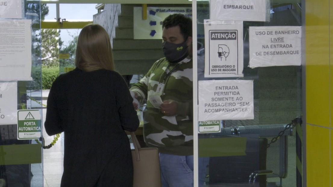 Coronavírus: Decreto muda algumas regras para a Rodoviária de Ponta Grossa