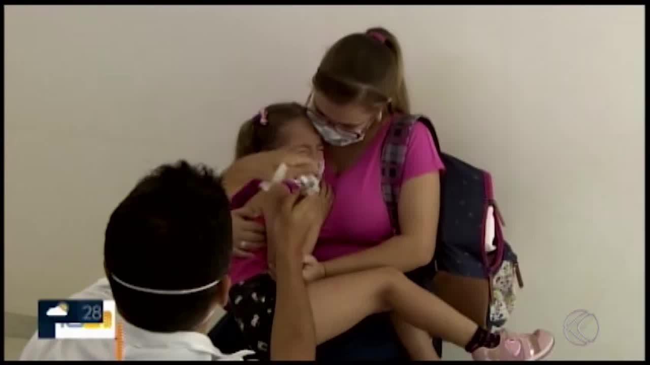 Começa a campanha vacinação contra a gripe no Centro-Oeste de Minas