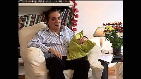 Corpo de ator e diretor Domingos Oliveira é velado no Rio