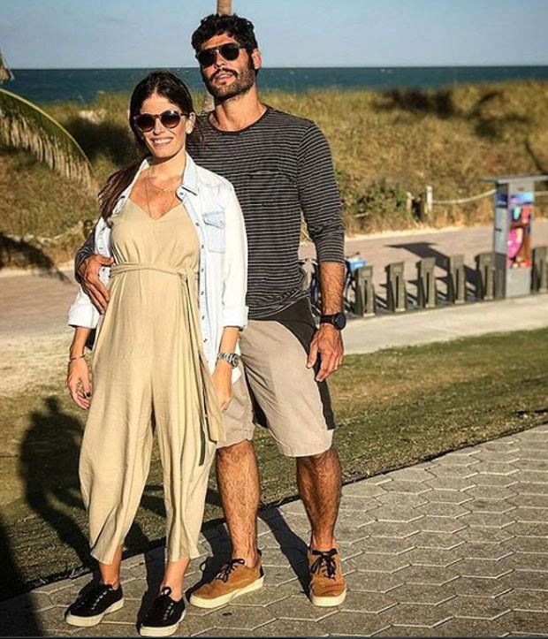 Dudu Azevedo e Fernanda Mader (Foto: Reprodução Instagram)