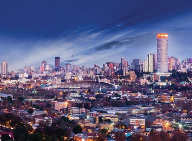 Johannesburgo (Foto: Divulgação)