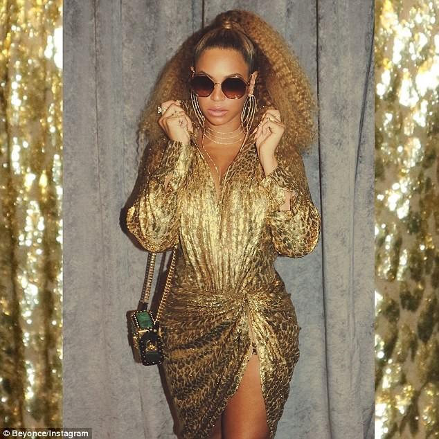 Beyoncé (Foto: Instagram)