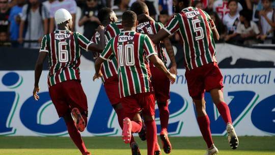 Foto: (LUCAS MERÇON / FLUMINENSE F.C.)