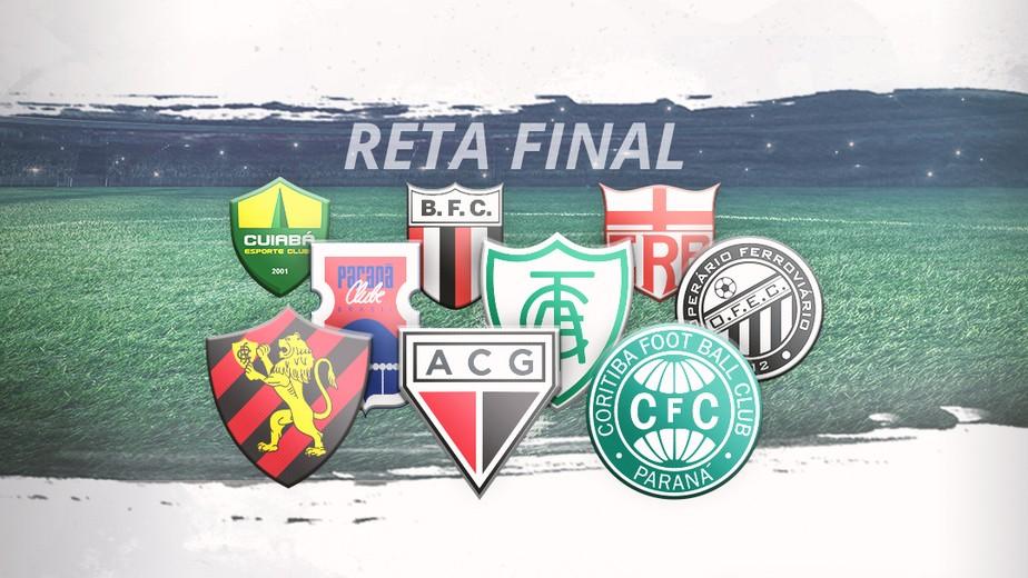 Serie B Nove Times Brigam Por Tres Vagas No Brasileirao Veja As Chances E A Tabela De Cada Time Brasileirao Serie B Ge