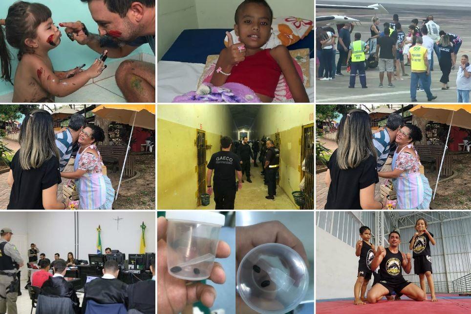 Você viu? Aluna morre em acidente, 'terapia do abraço', Dia dos Pais, operação do MP e mais  - Notícias - Plantão Diário