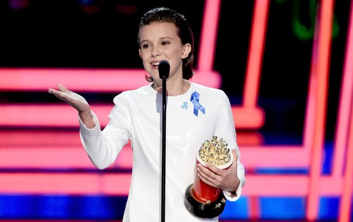 Millie Bobby Brown, de Stranger Things
