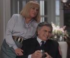 Vera Holtz e Tarcísio Meira em A lei do amor | Reprodução/TV Globo