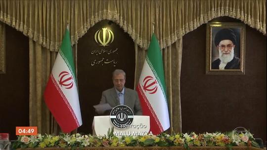 Irã anuncia a liberação do petroleiro de bandeira britânica capturado em julho