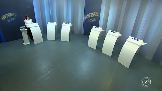 TV TEM promove debate com candidatos à Prefeitura de Sorocaba