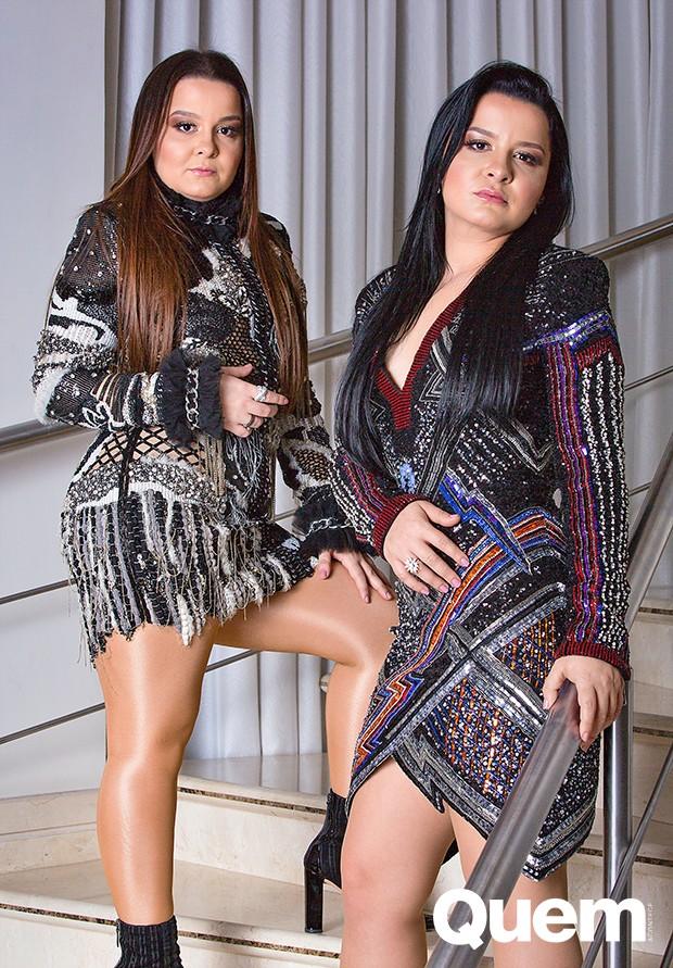 Maiara e Maraisa (Foto: Ricardo Cardoso/ Ed. Globo)