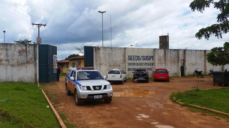 Detentos fogem do Centro de Recuperação Regional de Tucuruí - Notícias - Plantão Diário