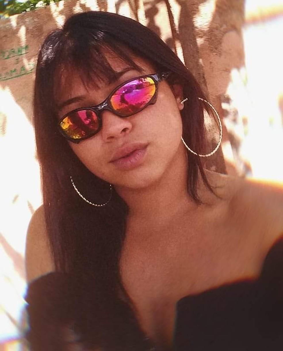 Amiga diz que suspeito não aceitava fim do relacionamento com a jovem de Ibitinga — Foto: Arquivo pessoal/Tatiana Lobo
