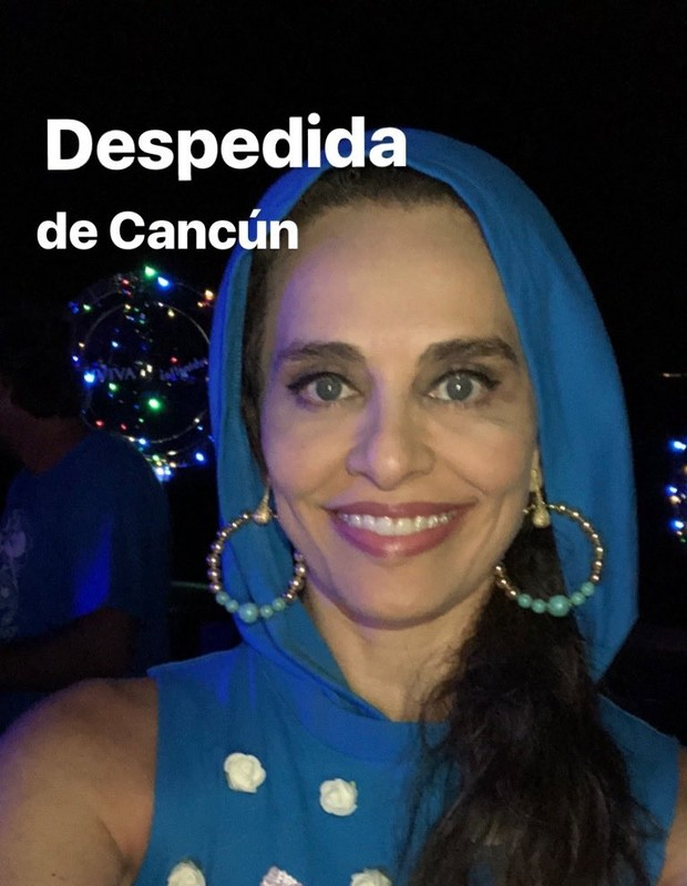 Carla Vilhena (Foto: Reprodução/Instagram)
