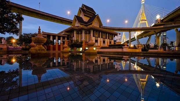 Bangkok, Tailândia (Foto: Flickr @Mike Behnken)