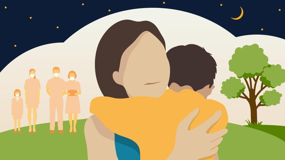 pandemia do coronavírus afeta nossos sonhos quando dormimos — Foto: BBC