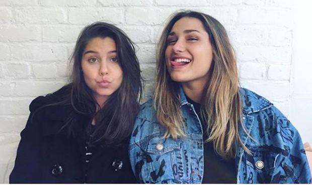 Luma Antunes e Sasha (Foto: Reprodução/Instagram)
