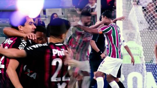 Atlético-PR aposta nos gols de Pablo na Arena e Fluminense na força fora de casa na Sula