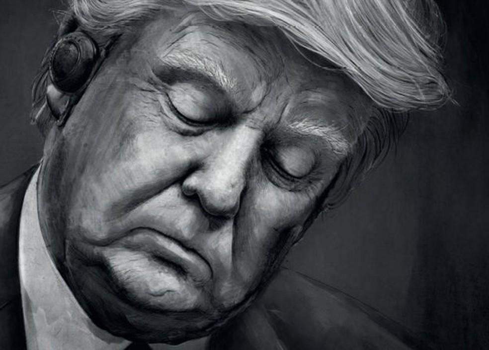 Em 2017, a empresa lançou um anúncio criticando os presidentes Trump, Putin e Erdogan — Foto: Fritz-Kola