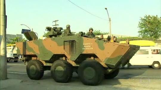 Exército mobiliza 500 homens para recuperar pistola roubada no Rio