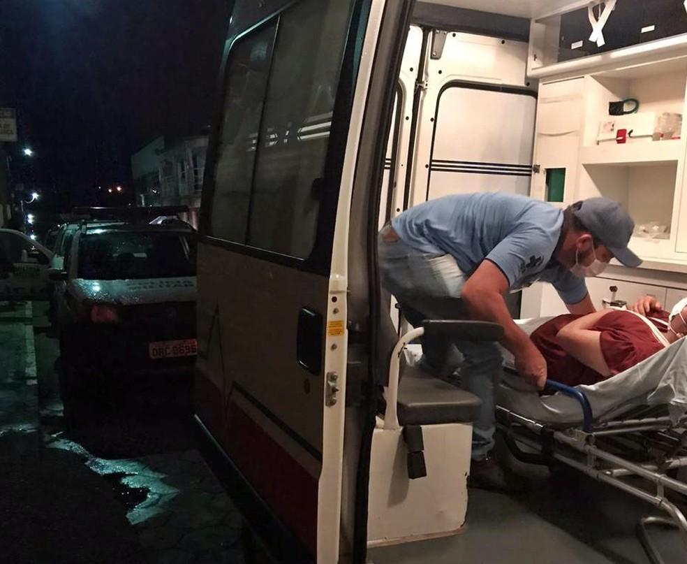 Médica acusa policial militar de agressão após confusão por foto em Poço Fundo (MG) — Foto: Divulgação/arquivo pessoal