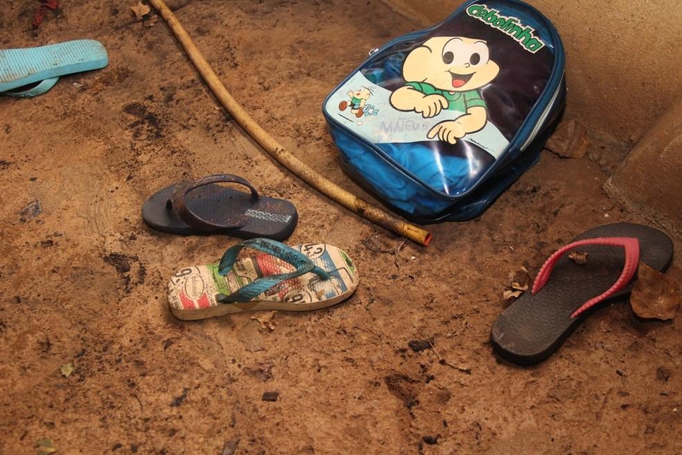 Crime em creche de Janaúba, Norte de Minas (Foto: Fredson Souza/Arquivo pessoal)