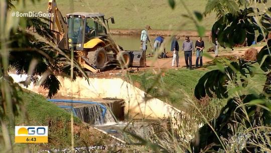Barragem na fazenda de Gusttavo Lima tem 'risco mínimo' de rompimento, diz advogado