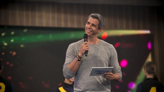 Marcio Garcia faz brincadeira sobre idade no dia de seu aniversário: 'Parei de comemorar aos 35 anos'