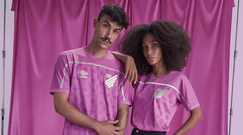 Athletico Lanca Camisa Em Homenagem Ao Outubro Rosa Veja Imagens E Precos Athletico Pr Ge
