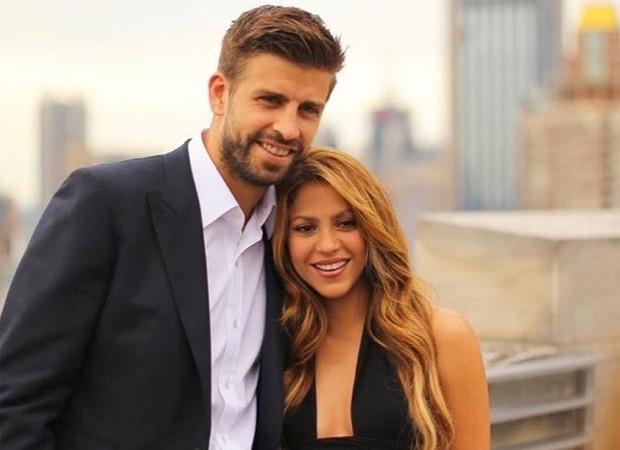 """Shakira fala sobre casamento com Gerard Piqué: """"Não somos um casal ..."""