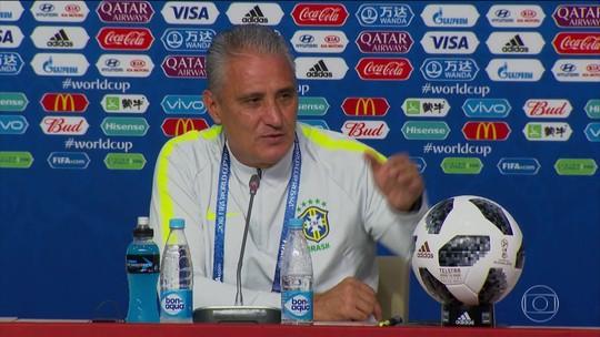 Fagner vai substituir Danilo na lateral direita no jogo contra Costa Rica