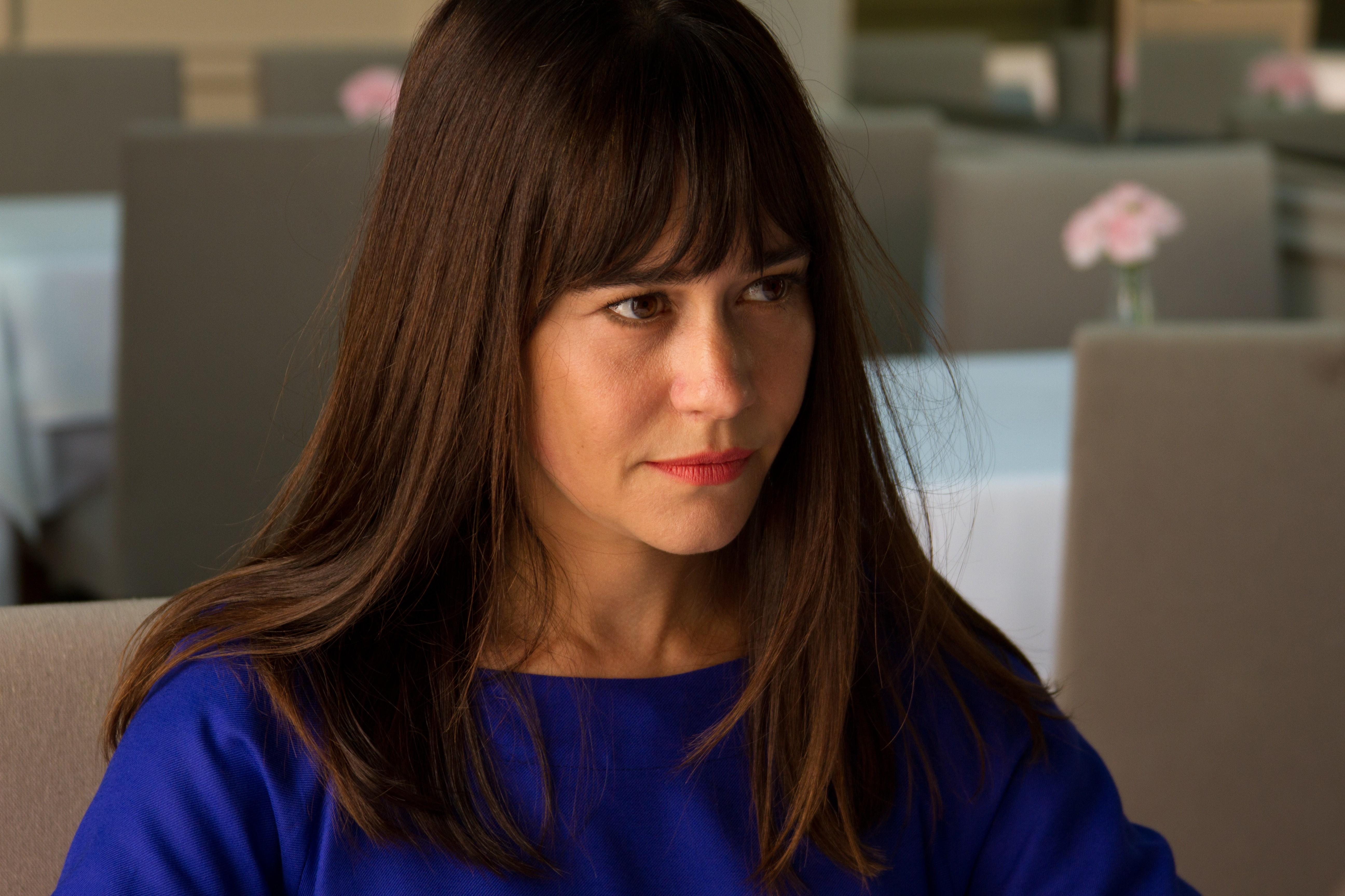 Alessandra Negrini em cena do filme Mulheres Alteradas (Foto: Ariela Bueno)