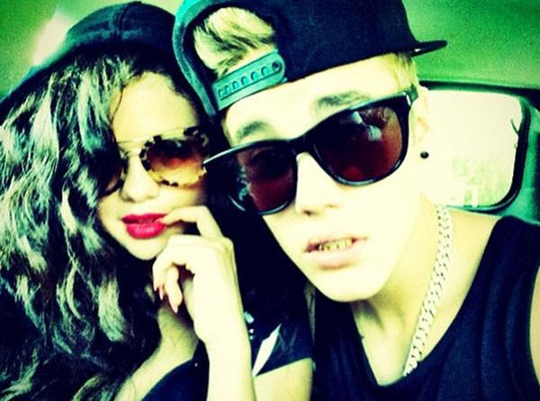 Justin Bieber e Selena Gomez (Foto: Instagram)