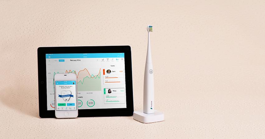 Primeira escova de dentes inteligente do mundo garante limpeza perfeita