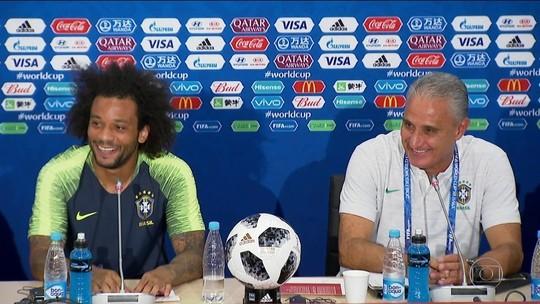 Brasil estreia contra a Suíça no 4º dia da Copa; Alemanha enfrenta o México