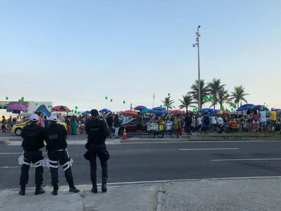 Rio de Janeiro Marcha pela legalização da maconha e pelo fim da intervenção
